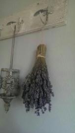 Bosje Gedroogde Lavendel Droogbloemen
