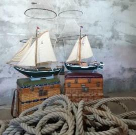 Inspiratie Oude Vintage Maritieme Decoratie Modelboot