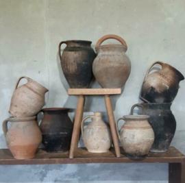 Inspiratie Oude Antieke Kruiken