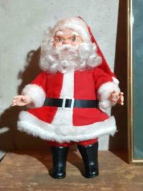 Oude Vintage Kerstman Pop 5647