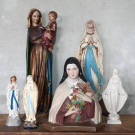 Inspiratie Antieke Heiligenbeelden Mariabeelden