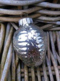 Oude Vintage Kerstbal 1223 Druiventros