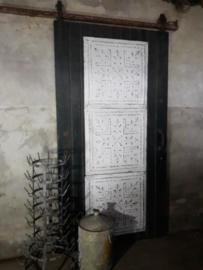 Oude Industriele Wandplaat Muurdecoratie Tin Tiles Ornament Metaal