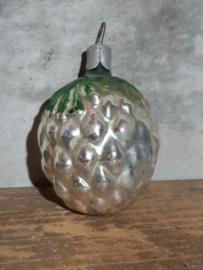 Oude Antieke Russisch Kerstbal 4738 Druiventros