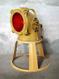 Oude Vintage Russische Militaire Vliegveld Landingsbaan Lamp CCCP