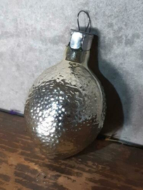 Oude Antiek Vintage Kerstbal 4584 Citroen