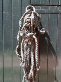 Oude Bundel Vintage Scheepstouw Touw