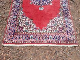 Oud Vintage Perzisch Tapijt Vloerkleed - Isparta Turkije