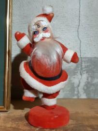Oude Vintage Kerstman Pop 5646