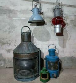Inspiratie Oude Antieke Scheepslampen