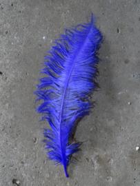Struisvogelveer Purple - Paars 60 cm