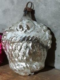 Oude Antieke Kerstbal 3883 Mandje