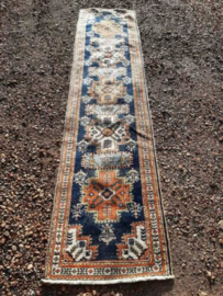 Oud Antiek Perzisch Tapijt Vloerkleed - Kaukasus Rusland