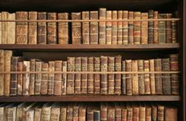 Oude Brocante Antieke Boeken