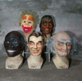 Inspiratie Oude Vintage Maskers Cesar