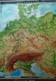 XXL Schoolplaat Midden Europa