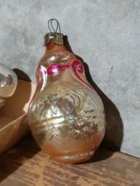 Oude Antiek Vintage Kerstbal 4250 Kan Karaf