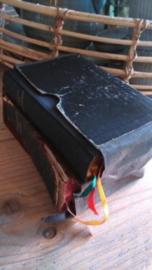 Oude Brocante Bundel Bijbels Religieuze Boekjes