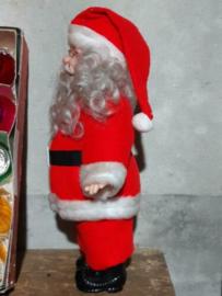 Oude Vintage Kerstman Pop 5648