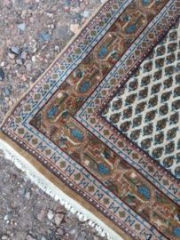 Oud Vintage Perzisch Tapijt Vloerkleed - Sarouk mir India