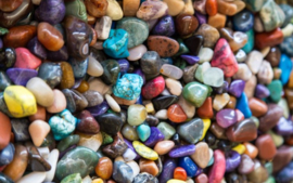 Mineralen & Edelstenen & Fossielen