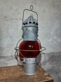 Oude Antieke Scheepslamp Scheepsantiek Hanglamp Bakboord