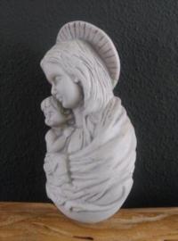 Oud Brocante Maria Mariabeeld Beeldje