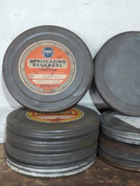 Oud Vintage FilmBlik zonder Film