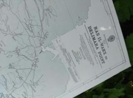 Oude Maritieme Zeekaarten & Stafkaarten