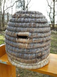 Oude Brocante Authentieke Bijenkorf Schepkorf Roggestro