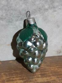 Oude Antieke Russisch Kerstbal 4795 Druiventros