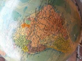 Oude Antiek Vintage Wereldbollen en Globes