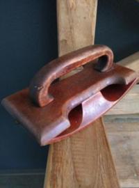 Oude Antieke Vloeier Patent Klem