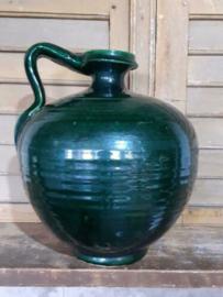 Oude Antieke Kruik Perula Oliekruik uit Ubeda Andalusie
