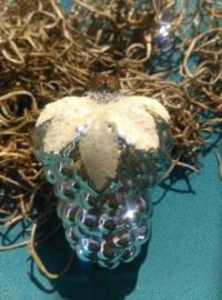 Oude Antiek Vintage Kerstbal  1502 Druiventros