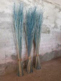 Bundel Natuurlijke Grassen Korenschoof Blauw