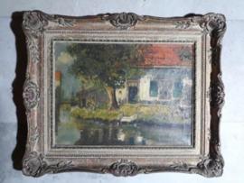 Brocante Schilderijen & Lijsten & Spiegels
