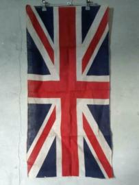 Oude Vintage Scheepsvlag Seinvlag Scheepsvaart Vlag