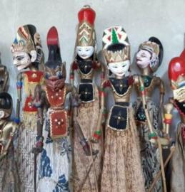Inspiratie Antiek Wajangpoppen Wayangdolls