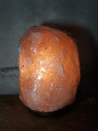 Himalaya Zoutlamp Rots Lamp