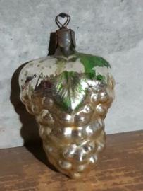Oude Antieke Russisch Kerstbal 4783 Druiventros