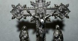 Brocante Antieke Religie Items