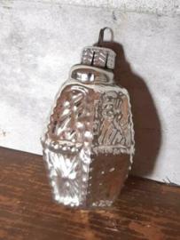 Oude Antiek Vintage Kerstbal 4643 Lampion