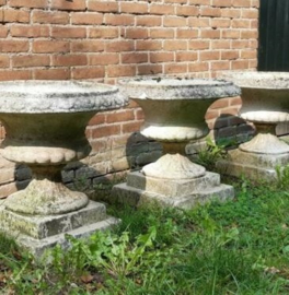 Inspiratie Betonnen Tuinbeelden & Tuinvazen