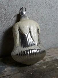Oude Antieke Kerstbal  2575 Lampion