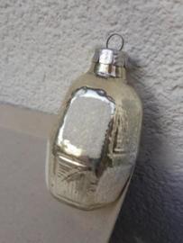 Oude Antieke Kerstbal  1800 Lampion