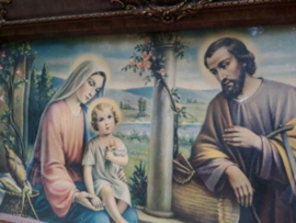 Brocante Antieke Religie Overige