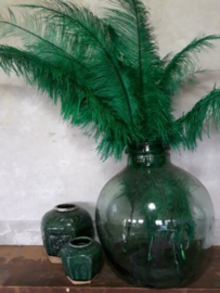 Struisvogelveer Emerald Green - Groen 60 cm