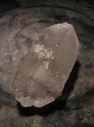 Bergkristal Cluster Punt - Mineralen Steen
