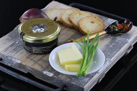 Tzar Delicates Premium Gold - jar 100 gram
